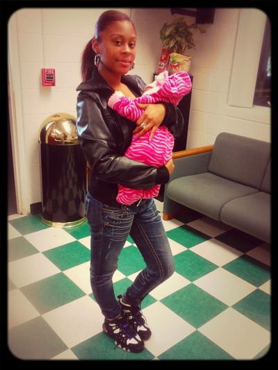 Me & My Pink Panther lol <3