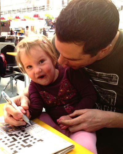 Daddys Girl  Crossword Everyday Joy