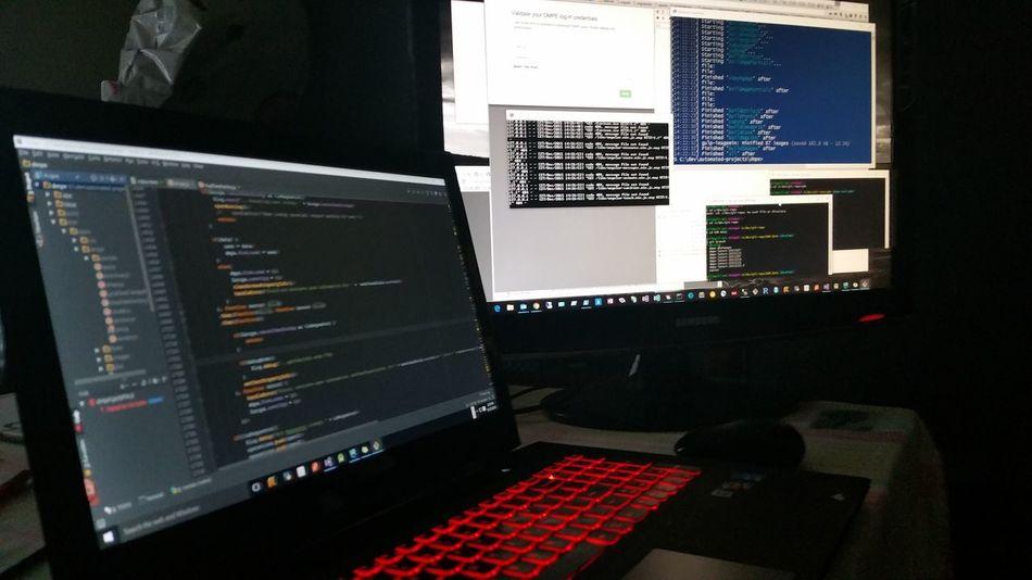 Freelance Life Git Python Angularjs Javascript Gulp