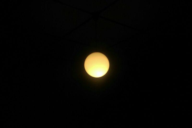 Look like full Moon. My Light My Lamp It's Not The Moon Cute Beau