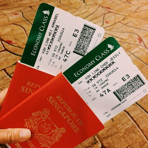 yupp, it's BKK... again ?? Eatshopmassage Q3getaway Vscocam VSCO bangkok Thailand singaporeair