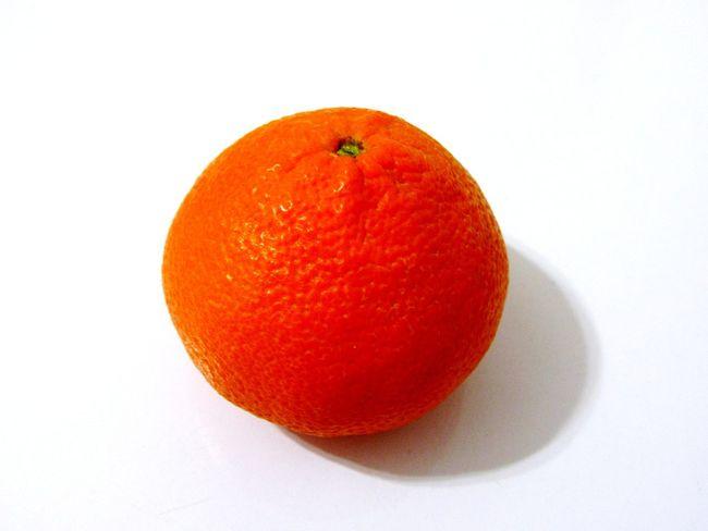 Citrus Fruit Orange Color Orange - Fruit Close-up White Background Healthy Eating Fruit Single Object Freshness Food Healthy Lifestyle Whole Indoors  EyeEmNewHere Foodphotography