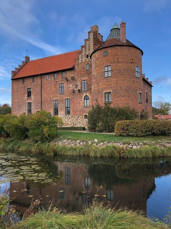 Castle Castle Built Structure Architecture Building Exterior Water Building Sky Reflection