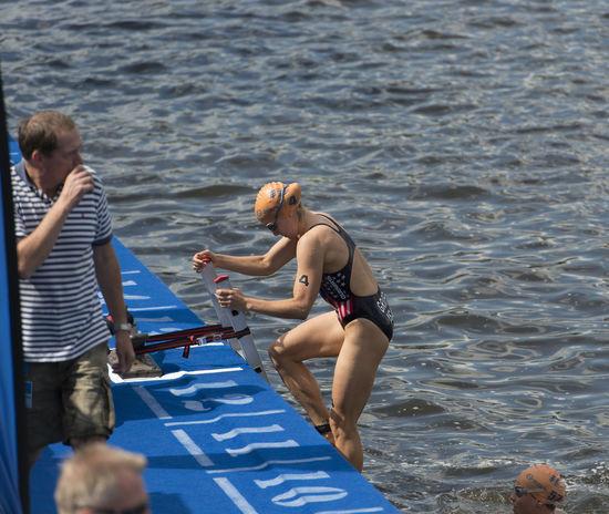 ITU World Triathlon Hamburg Cycling Endurance Sport Hamburg Long Distance Triathlon Multi-discipline Muscles Running Sports Swimming Triathletes TRIATHLON Triathlon Athlete Triathlon Events