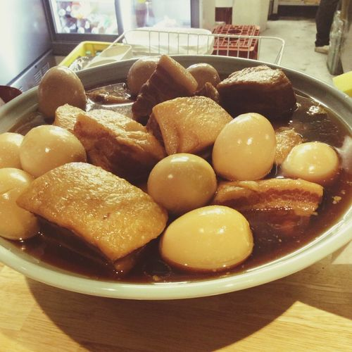 豚の角煮〜煮玉子入り〜 ¥680
