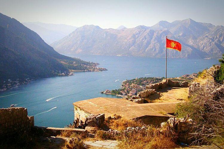 Kotor Kotor, Montenegro Boka Kotorska Overlooking The Sea Beauty In Nature History Historical Place Welcometomycountry Mustvisit Visitmontenegro