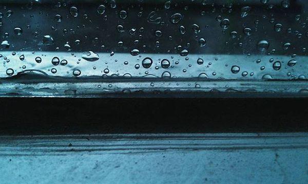 Pas mau les malah hujan. Hujan Kaca RainyDay