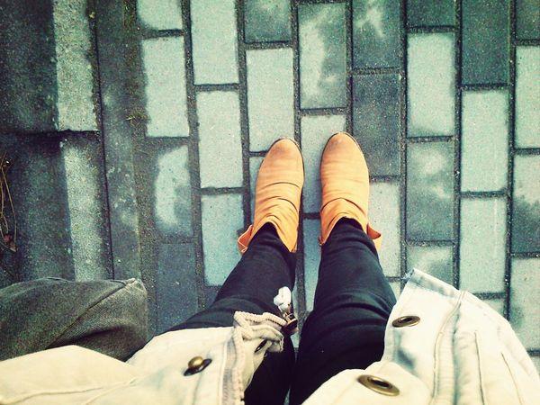 Miała być zima a nie ma :3 Comehome Smile ♥ Happygirl Cold Days