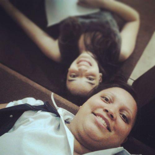 @suzanaguedesss Feia  Chata Dudath AmigaIrmaPraTodasHoras Like cute friends Neim onemadrinha :)