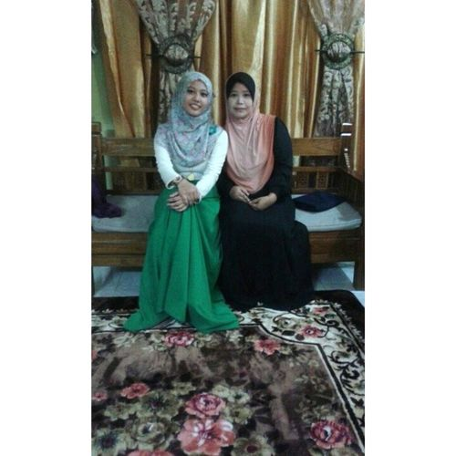 with my mom Openhouse FunctionNight