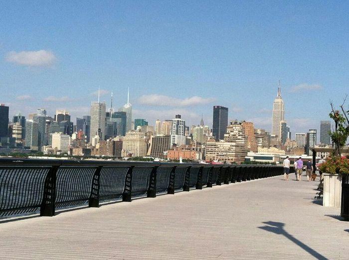 NYC From Brooklyn