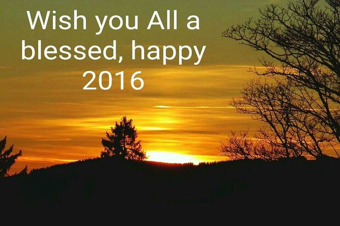 Happy New Year 2016 Light In The Dark Hopes And Dreams God Is Love!