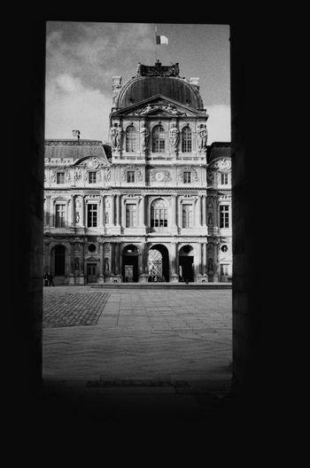 Paris EyeEm Film Photography Paris Built Structure Architecture Building Exterior Travel Destinations Building Tourism City History Façade The Past
