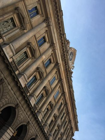 Architecture Built Structure Day Sky No People Travel Destinations Milan