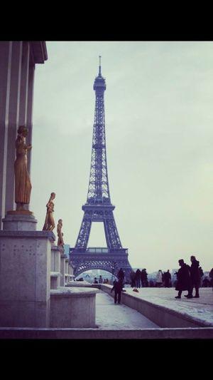 Paris Mi Vida  ¿te Gusto?<3 Disfrutando