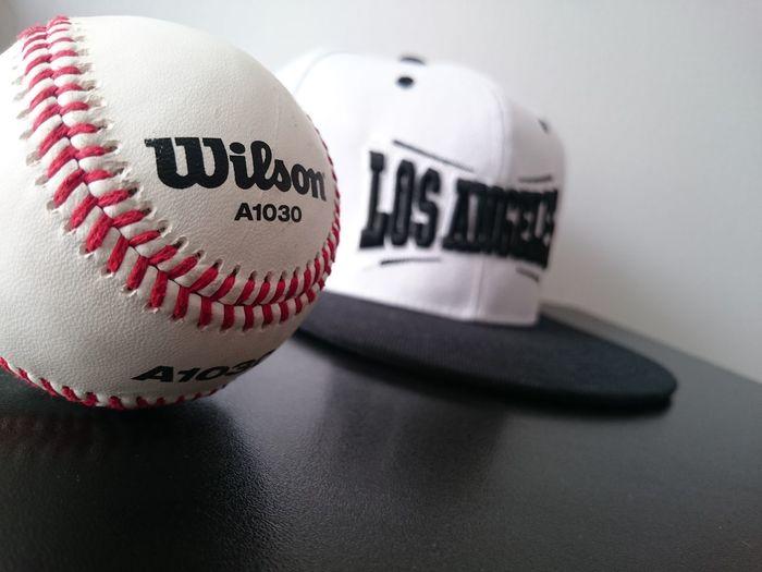 Baseball Wilson  Los Angeles, California La