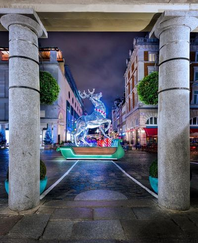 Covent Garden  London, UK🇬🇧 City Of London England Winter Lights Christmas In London London Vibes Winter Vibes London Life Londoner