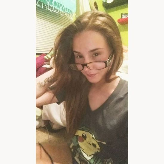 Definitely my fav shirt 💁💁 Smiles Dimples  Glasses Pikachu Goingtobeagoodyear Happy Pokémon Selfie Spam Motogirls Mxgirl Nintendo Link Zelda Shirt Love it Newpjtop Browsonpointtho Grey Green Feelinghappy  PositiveVibesOnly Muchplanned Goals