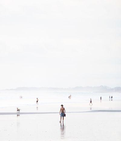 Seminyak Bali INDONESIA Minimalist Travel Beach Group Of People Holiday Land Minimal Minimalism Minimalobsession Nature Outdoors People Sand Sea Seminyak Sky Sunset Travel Destinations Trip Vacations Water