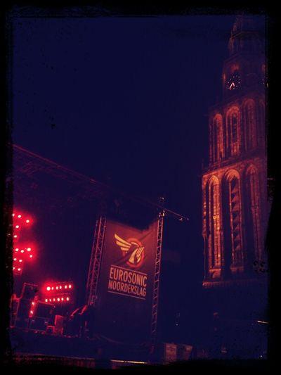 Streetphotography Sony Xperia EyeEm Groningen Music In The Air Nightcall Eurosonic