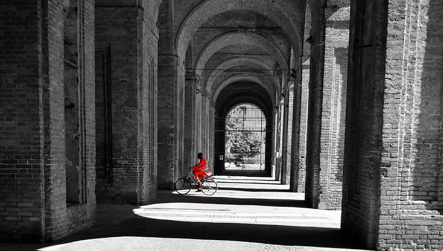 Pilotta Parma Italy🇮🇹 Red Blackandwhitephotography Latoartistico First Eyeem Photo