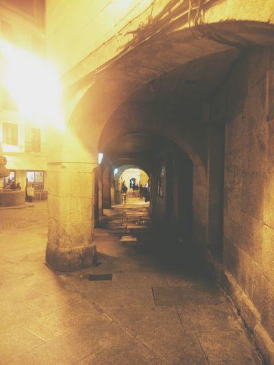 Praza Do Campo Lugo Old Town Galicia