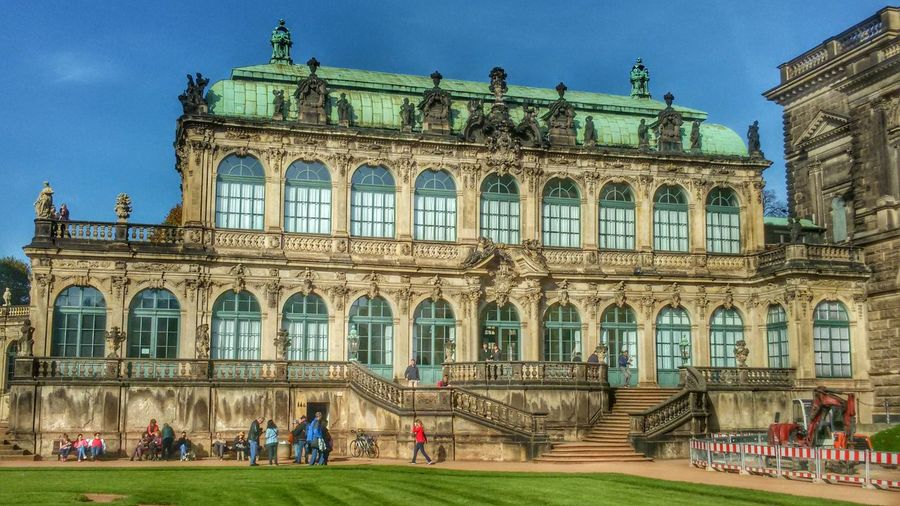 Dresden, Zwinger Palace