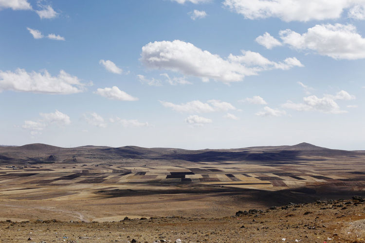 armenia Outdoors Climate Arid Climate Barren Idyllic Remote No People Day Nature Desert Mountain Land Non-urban Scene Beauty In Nature Tranquility Tranquil Scene Cloud - Sky Environment Scenics - Nature Landscape Sky Armenia