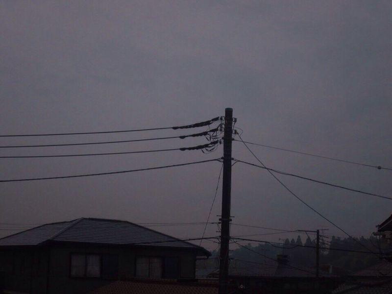 おはようございます。 Cloud - Sky Cloudy Morning おはよう Canon S120