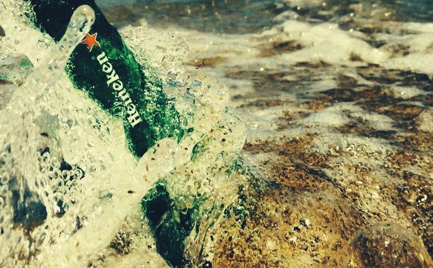 Heineken Taking Photos Photographie  Beach Beautiful