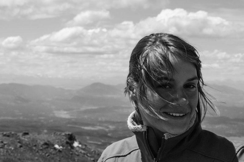 Colorado Pikes Peak total babe
