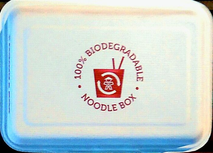 Noodles Noodle Crew NoodleCrew Noodlebox NoodleBoxes 100% Biodegradable Biodegradable 100% No People No People! Polystyrene Text Western Script Red And White White Background RedText Noodle Box Noodle Crew