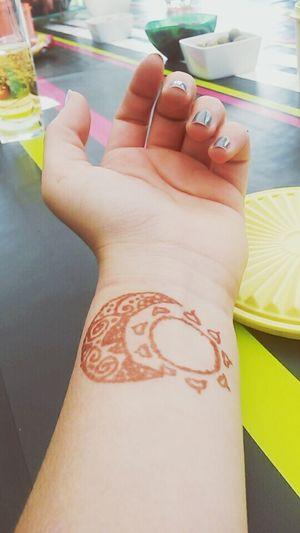 Henna First Eyeem Photo