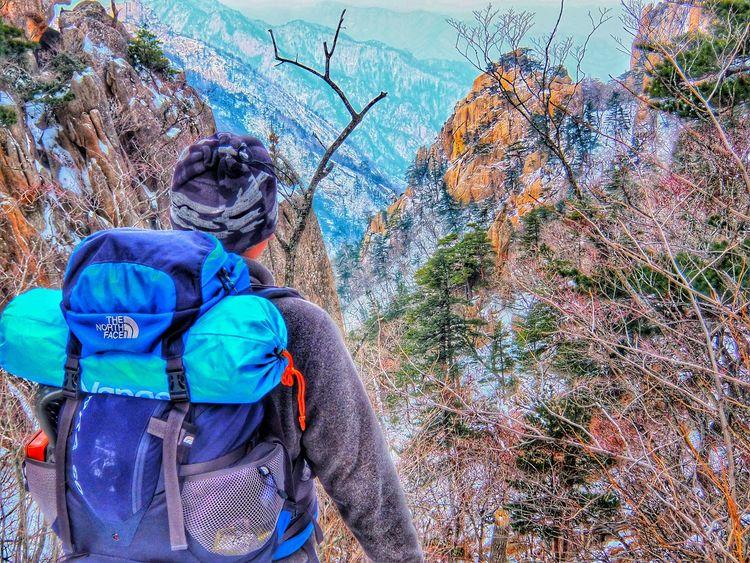 Today is good day Korea Wind First Eyeem Photo South Korea 한국 설악산 산 Mountain Mountain View Mountains Beautiful