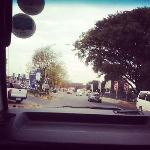 They call it Soweto... We call it Home!!! Instawhatwhat FrontSeatShot Random SomewhereInSoweto NightShift
