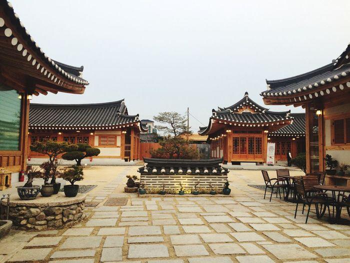 Gyeongju A Traditional Korean-styled House My Love Love Couple