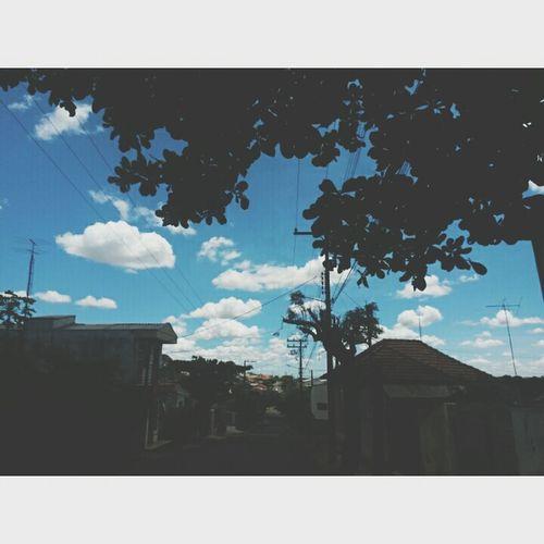 Cielo Azul Vibe Good Vibration....  Perfectday