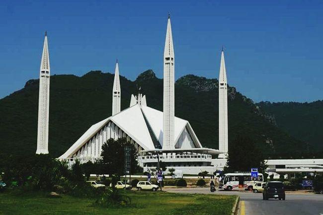 Pakistani Traveller Pakistan Islamabadcity Masjid Islamabad Pakistan Пакистан مسجد