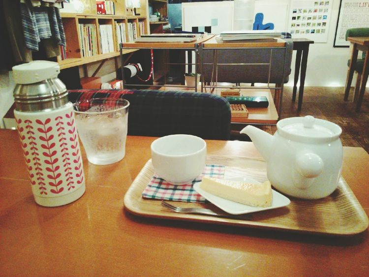 Hi! Relaxing My Fevorite Place Cafe Time Night Life Green Tea ❤️ Cafe Japan