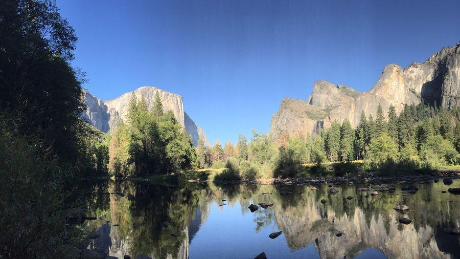 No filter. Yosemite National Park