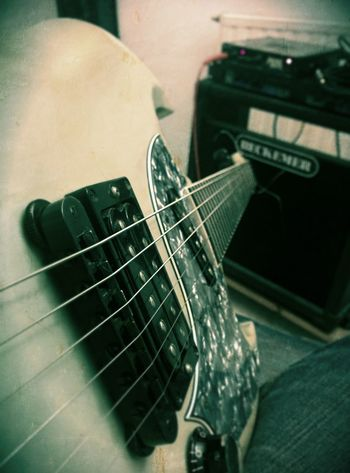 Guitar Gibson SG Music Rock