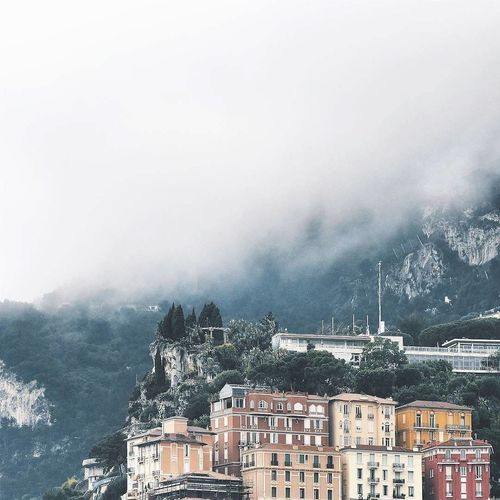 Architecture Building Exterior Built Structure City Cityscape Cloud - Sky Cotedazur Day France France 🇫🇷 Landscape Monaco Natural Beauty Nature Nature On Your Doorstep Nature Photography Nature_collection Naturelovers No People Outdoors Residential Building Sky South Sud Water