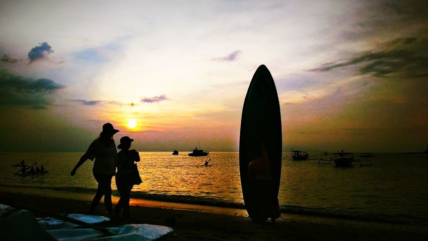 Some sun, at senggigi beach. My Lombok Lombokisland Lombok-Indonesia