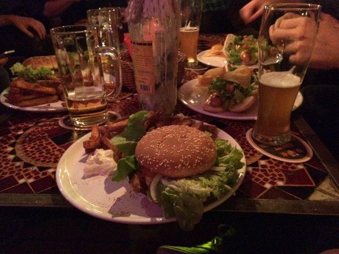 Startup Burger Meetup Foodporn Burgers Great Atmosphere