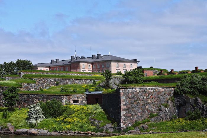 Architecture Beauty In Nature Built Structure Day Finland Helsinki Suomenlinna Travel Destinations