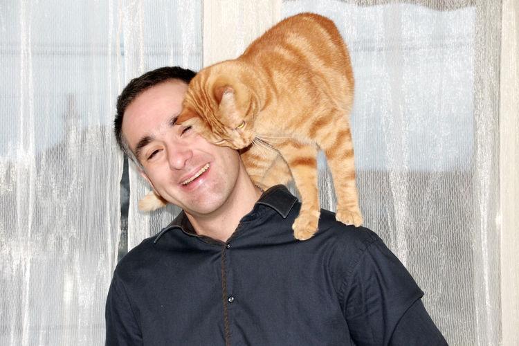Cat Chat Hug