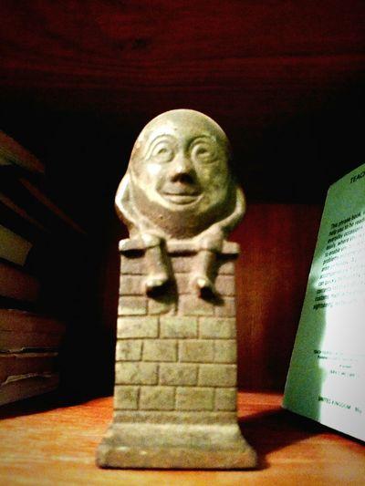 Humpty Dumpty Onmybookcase Oldfavorite DearEngland