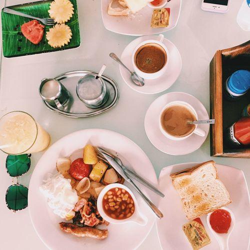 English breakfast at Koh Samui Kohsamui Thailand Travelphotography Eyeem Thailand