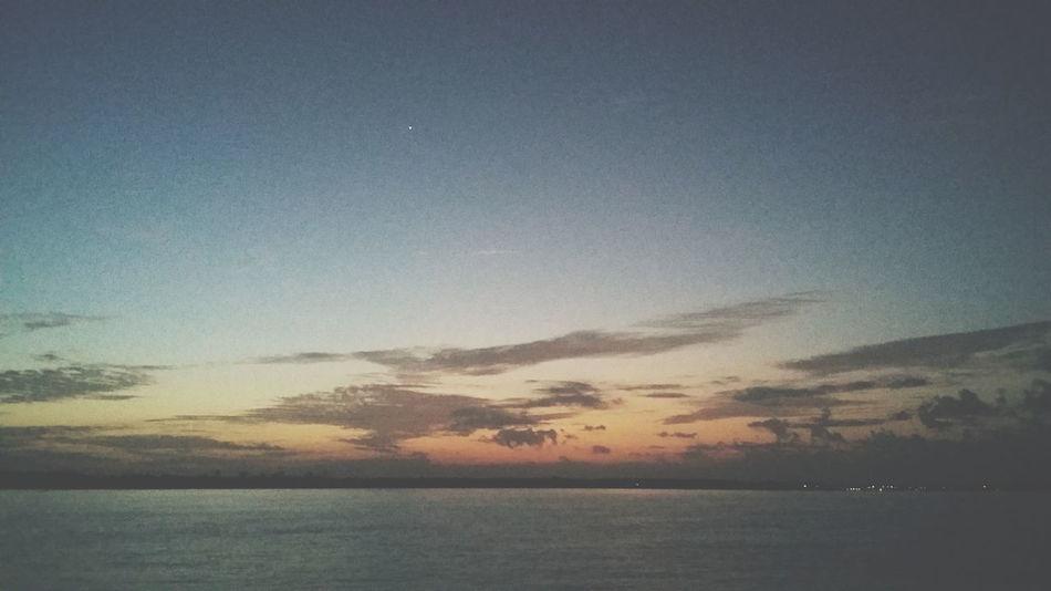 Amazonas Am Amanhecer Céu