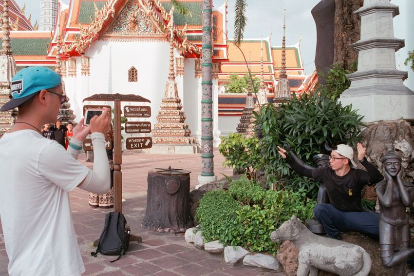 Thai Massage Yoga 35mm Film Buyfilmnotmegapixels Ishootfilm Filmisnotdead Everybodystreet Streetphotography Streetstyle The Street Photographer - 2018 EyeEm Awards